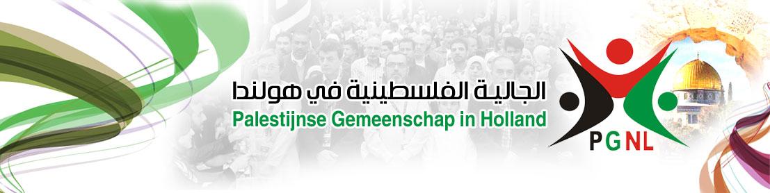 الجالية الفلسطينية في هولندا